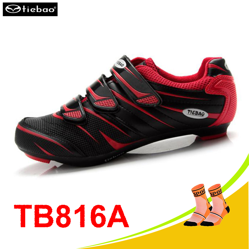 TIEBAO Cycling Shoes For Men road bicycle sapatilha ciclismo breathable bike sneakers men self-locking shoes for huntingTIEBAO Cycling Shoes For Men road bicycle sapatilha ciclismo breathable bike sneakers men self-locking shoes for hunting