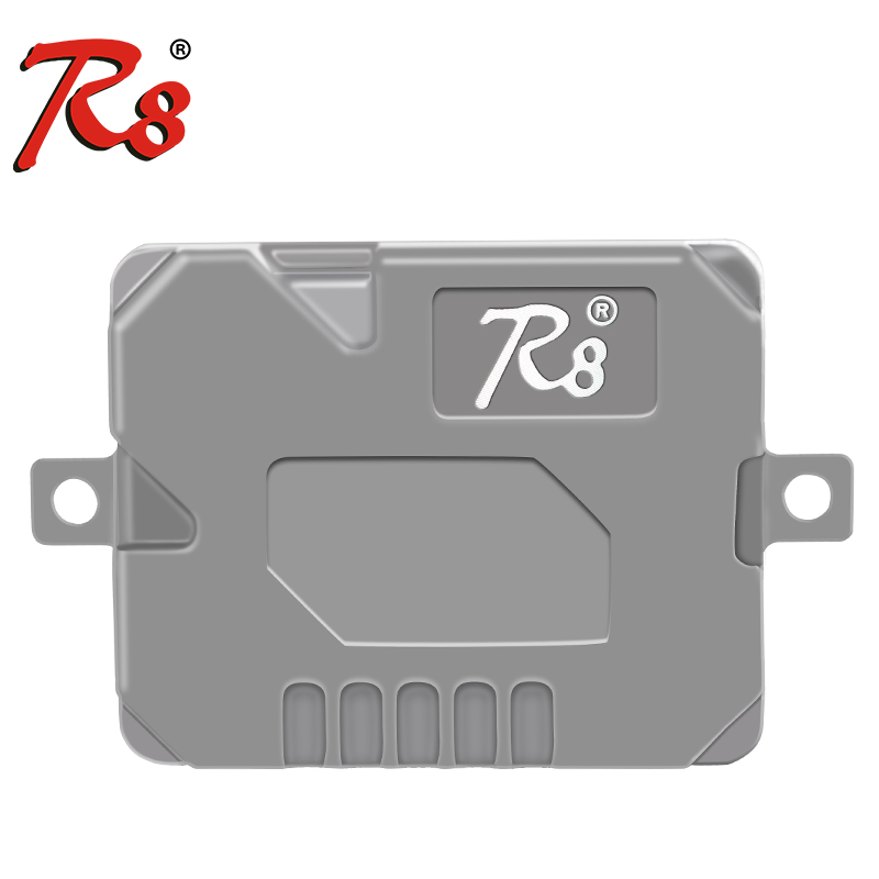 R8 Car HID Xenon Ballast 12V 55W Fast Bright Quick Start Ignition For <font><b>H7</b></font> H11 HB3 HB4 Xenon Light Premium Quality No Interference image