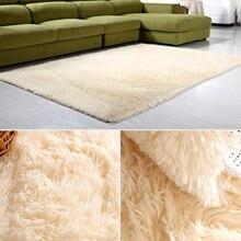Carpet dormitorio sala de estar sofá mesa de café esteras suaves de cabecera carpet alfombra antideslizante envío gratis