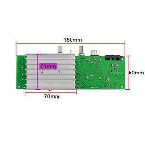 Image 3 - NEW TDA8954TH 420W Subwoofer Amplifier Board Mono amplifier AC Power for 15inch Woofer Speaker DIY