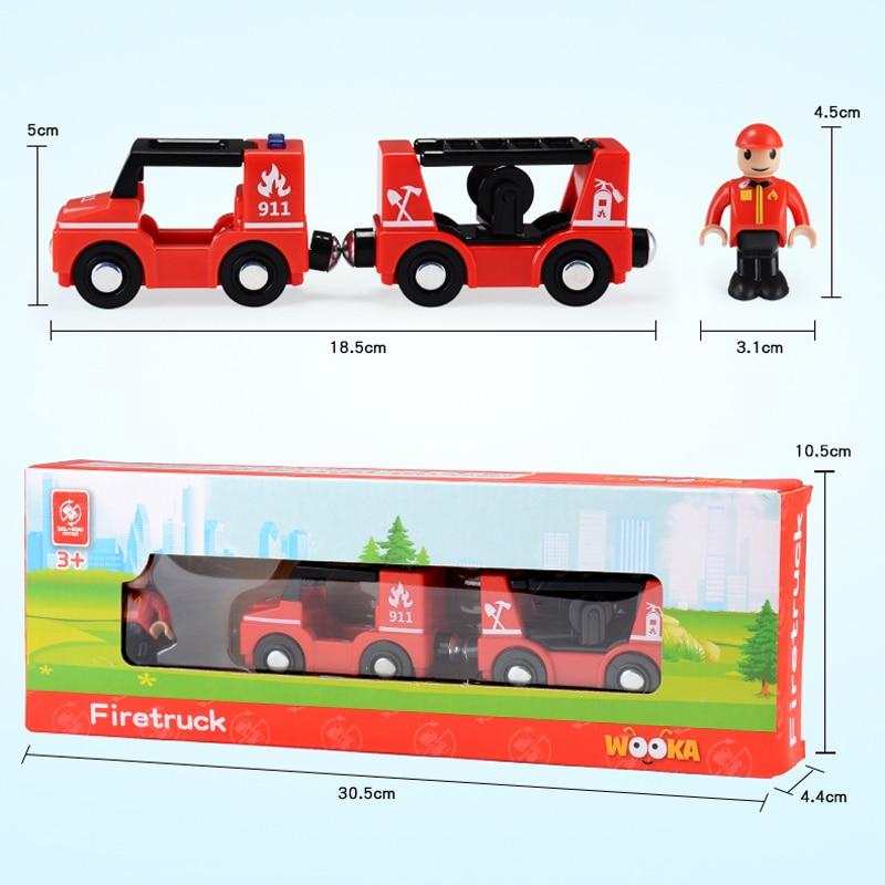 tinguj transporti falas dhe drita e makinës me tren magnetik - Makina lodër për fëmije - Foto 4