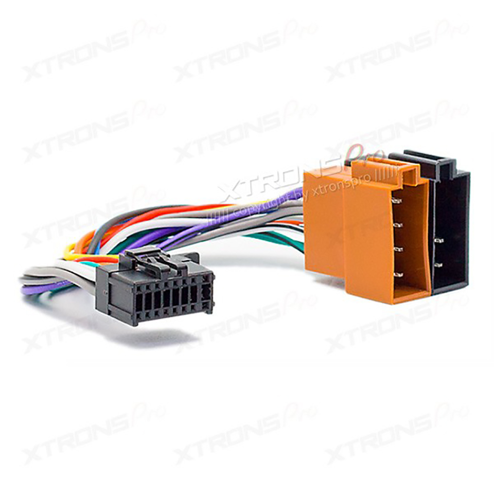 online get cheap auto radio wiring aliexpress com alibaba group car iso harness for pioneer deh series 2010 select stereo radio wire adapter wiring connector cable auto power adaptor plug