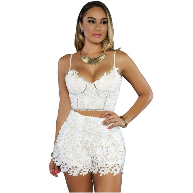 Online Get Cheap Top and High Waist Shorts Set -Aliexpress.com ...