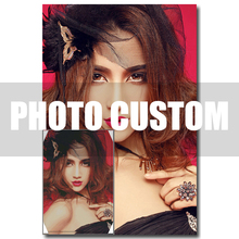 Photo Custom! PRIVATE CUSTOM!Make your own 5D DIY Diamond Painting 100% full square drill Cross Stitch Embroidery Rhinestones