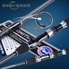 SEEKBASS Japan Full Fuji Parts New Slow Jigging Rod 1 93M 6 3 15kgs PE1 5