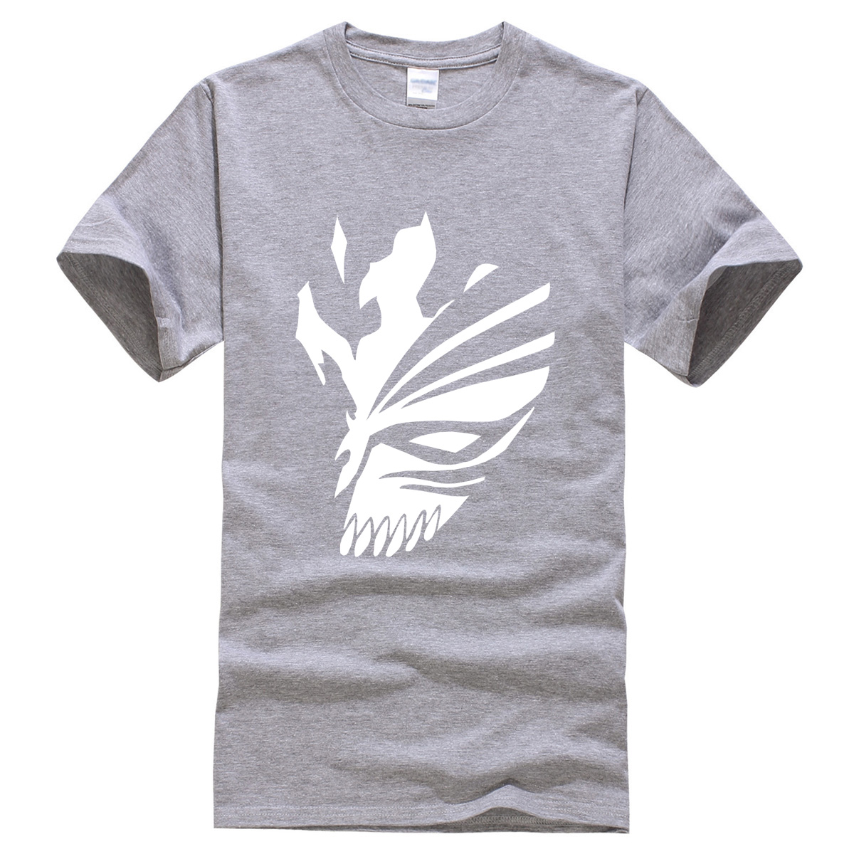 Gray Bleach T-Shirt Anime