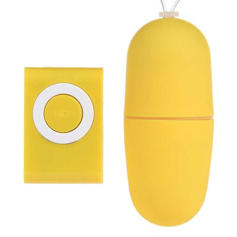 """Wibrator """"miniaturowy pocisk"""" Sex zabawki wodoodporny bezprzewodowy Vegina kulki Mp3 pilot zdalnego contor wibratory dla kobiet masturbator zabawki dla dorosłych"""