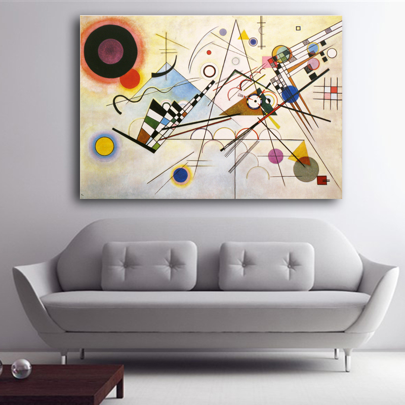 Compare Prices on Kandinsky Composition Viii- Online Shopping/Buy ...