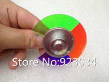Wholesale Projector Color Wheel for Panasoni c  PT-DW5100 / PT-D5700L / PT-D5700 / D5700E / D5700EL /D5700U Free shipping