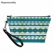 Модная женская сумочка для макияжа nopersonality богемная винтажная