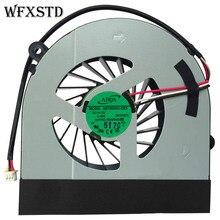 Новый оригинальный Вентилятор Охлаждения Для CLEVO W150 W150ER W350 AB7905HX-DE3 W370ET K660E K590S Охлаждающий Вентилятор CPU Кулер ДЛЯ НОУТБУКА Радиатор