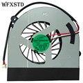Nueva original Ventilador de Refrigeración Para CLEVO W150 W150ER W350 W370ET K590S K660E AB7905HX-DE3 Ventilador de la CPU DEL ORDENADOR PORTÁTIL Del Radiador Refrigerador
