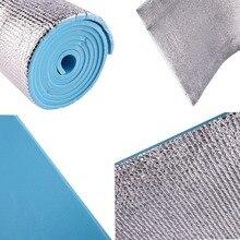180x50x0.6cm Aluminium Foam Picnic Yoga Fitness Outdoor Exercise Pad Mats