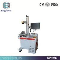 European Quality Auto UP DN Platform Cheap Fiber Laser Machine
