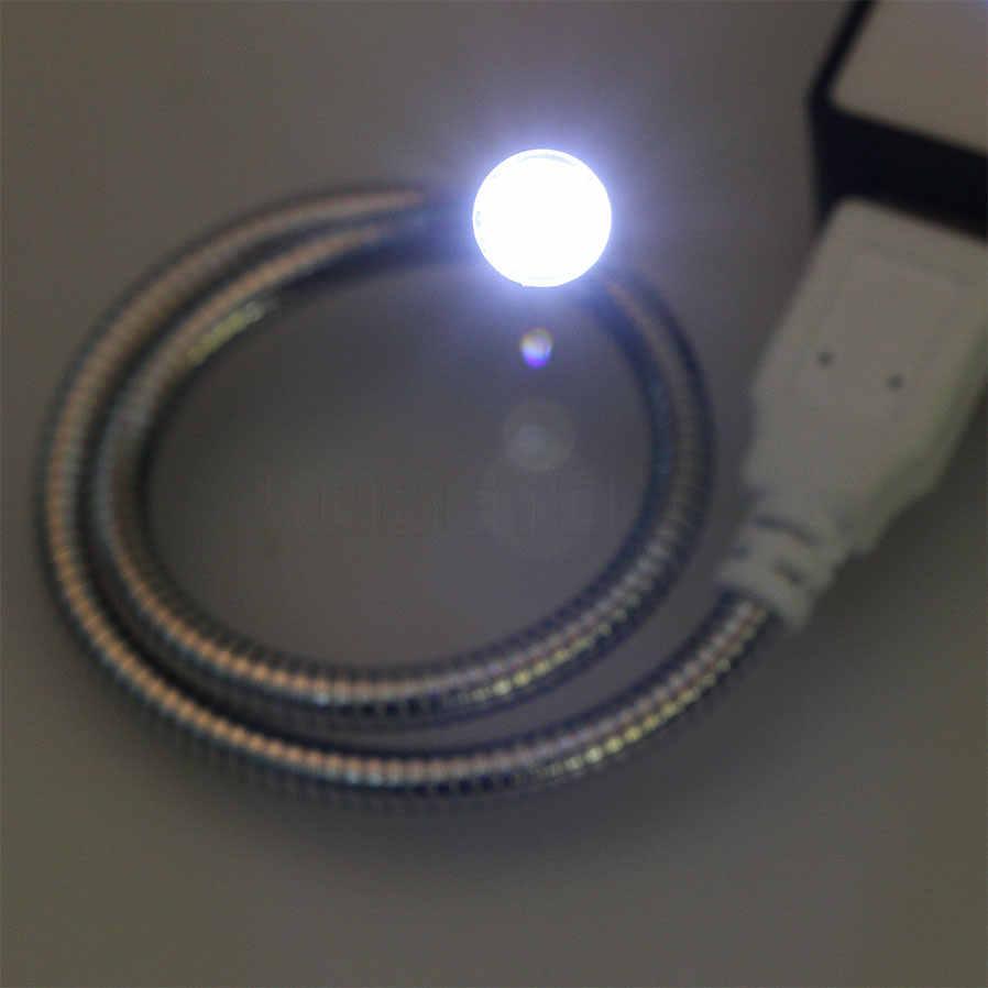 Portátil mini usb led lâmpada de luz led iluminação leitura tocha lanterna para computador portátil portátil acessórios do computador