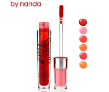 Wholesale BY NANDA brand 8-color lipstick liquid new beauty easy makeup makeup lipstick lipstick 5g long-term benefits