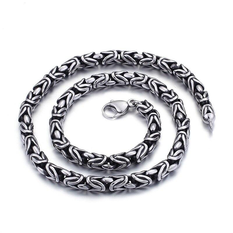 Explosive Necklace Titanium...