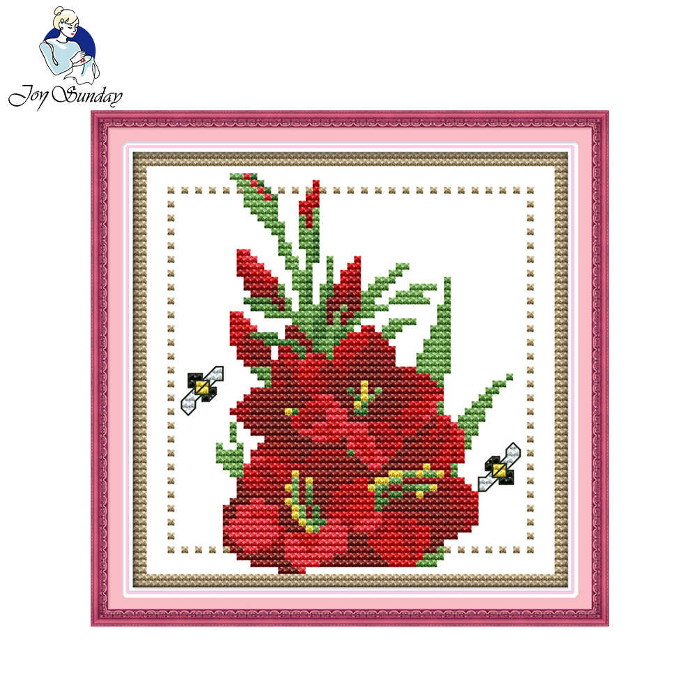 photograph regarding Needlepoint Patterns Free Printable named Contentment Sunday floral structure 12 weeks flower August style and design chart absolutely free printable cross sch styles for homemade craft presents