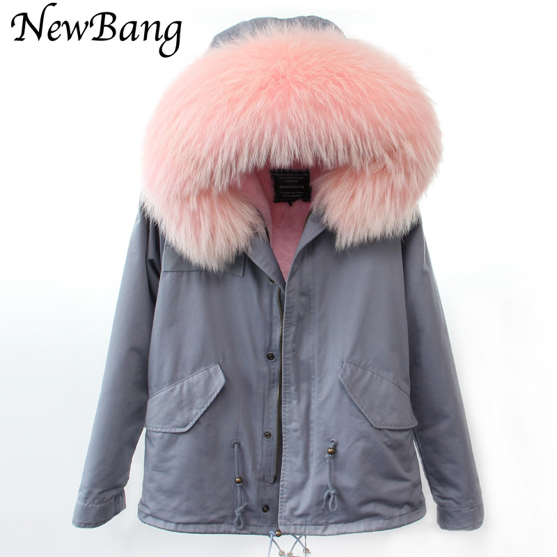 Parkas For Women Winter With Real Large Raccoon Fur Hood Thick Parka Coats Of Fur 2 in 1 Detachable Lining corporate real estate management in tanzania