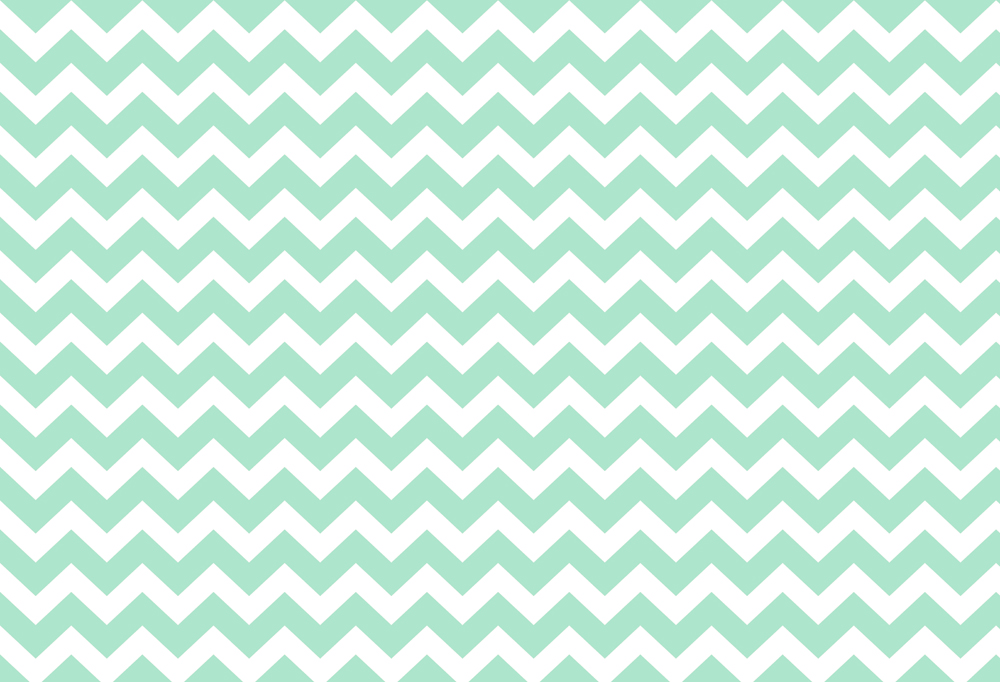 HUAYI Green White Chevron Backdrop Art Fabric Photography Prop ...