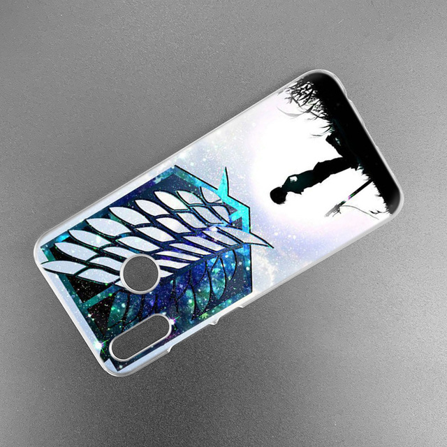 Attack on Titan Case Cover for Huawei Honor Phones