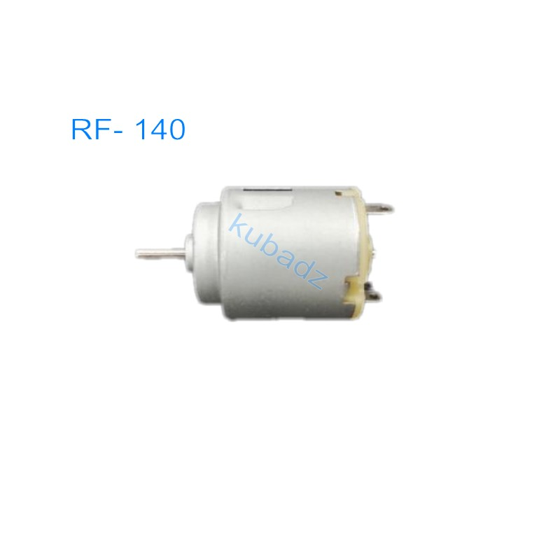 2pcs RF-140 DC motor 1-6V 5000-20000RPM , USB fan motor, DIY small motor for toy travel aircraft