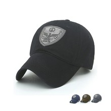 in spring, summer and autumn, large cloth shield cotton cap, mens fashion golf cap Korean version of the new baseball