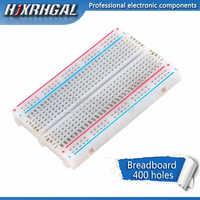 1PCS 400 Points Solderless Bread Board Breadboard PCB Test Board hjxrhgal