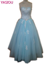 Фотография New Hot Sale Ball Gown Quinceanera Dresses 2017 Cheap Quinceanera Gowns Robes De Quinceanera Ballkleider Quinceanera Kleider