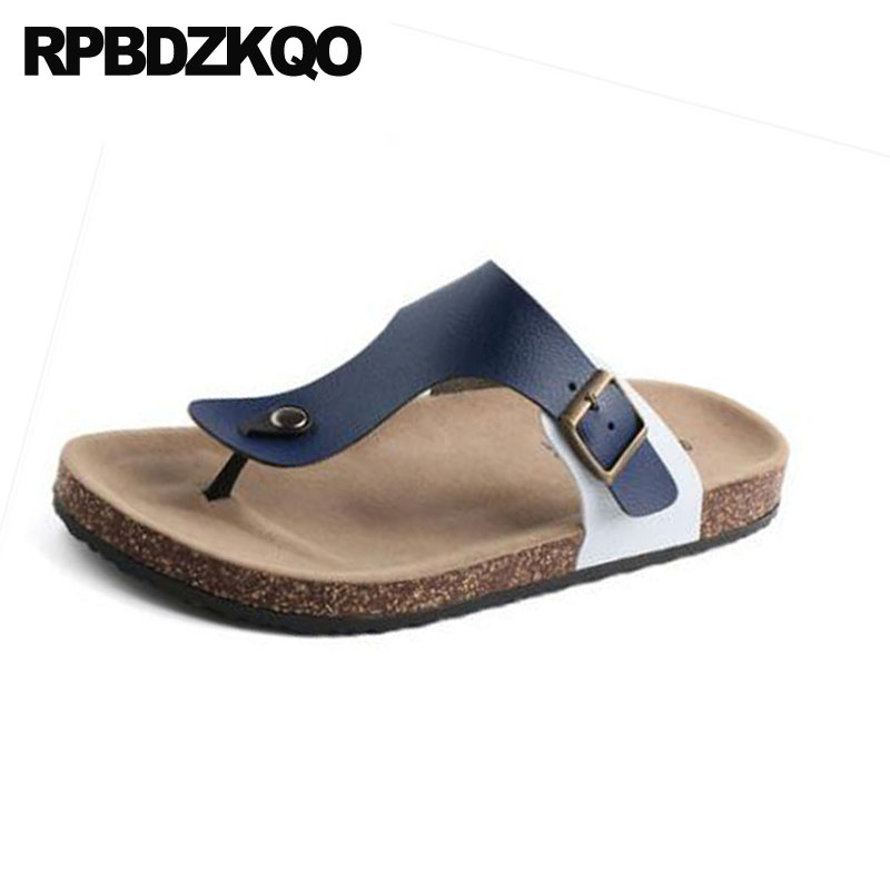 c57eb0b9fb142 Men Sandals Leather Summer Water Fashion Sneakers Black Slides Brown 2018  Breathable Slippers Shoes Slip On Waterproof Beach