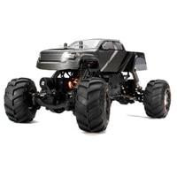 Высокое качество 2098B 1/24 4WD гусеничный металлический шасси Передняя и задняя двойная рулевая передача четыре колеса рулевого управления суп