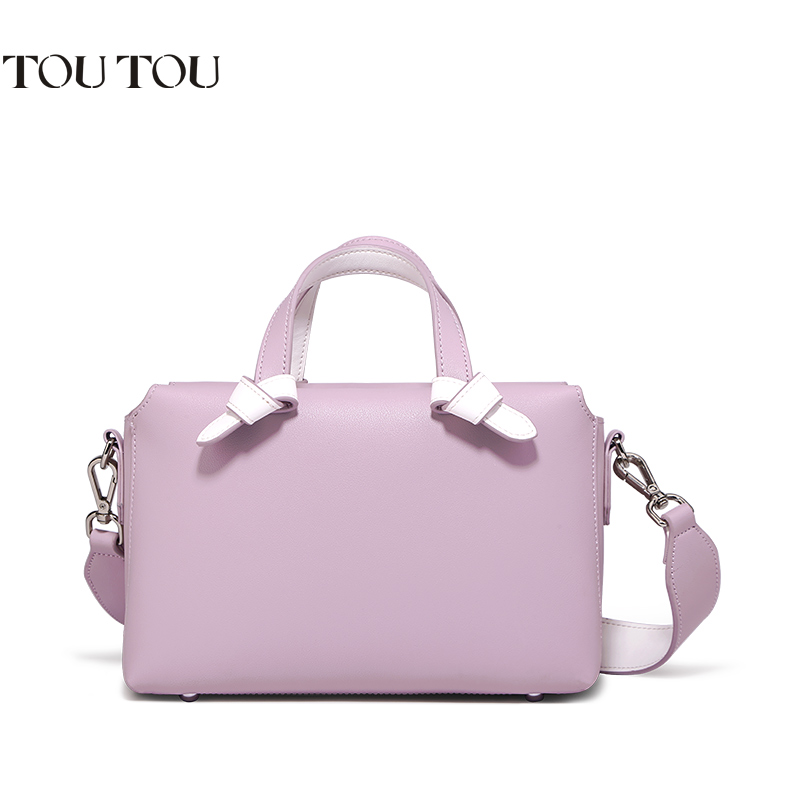 TOUTOU women handbags Leisure joker The large capacity contracted wide shoulder straps inclined shoulder bag Free shipping free shipping 2014 boom bag leisure contracted one shoulder bag chain canvas bag page 1