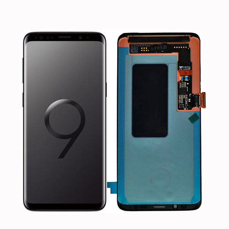 """Image 4 - 2960*1440 6.2"""" AMOLED AAA Quality LCD With Frame For SAMSUNG S9 Plus G9650 S9 Display Touch Digitizer G960 G965 Screen + Gift-in Mobile Phone LCD Screens from Cellphones & Telecommunications"""