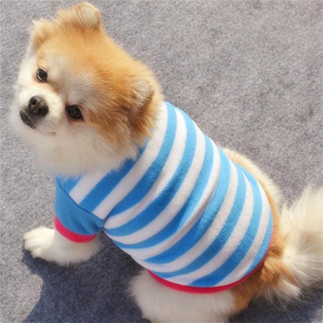 2019 Pet Vestiti Del Cane In Pile Formato XS-L Morbido Inverno Caldo Pet Vestiti