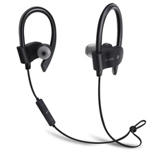 Sports Bluetooth Headset 5.0 Wireless Headphones Hanging Ear Stereo Binaural Headset earpod