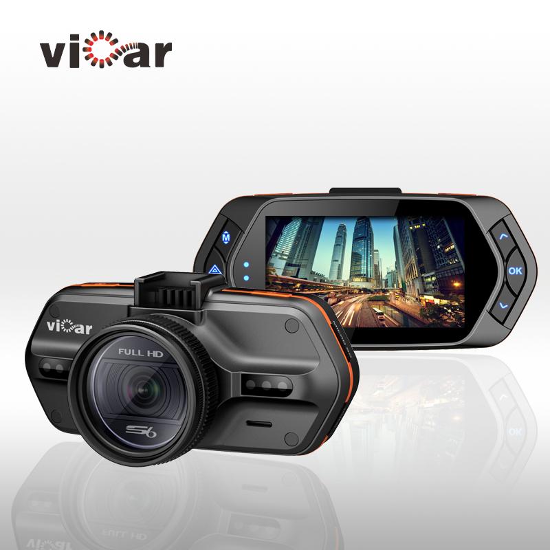 Prix pour Voiture DVR Caméra Dvr VICAIRE S6 Ambarella A7LA50 1296 P Vision Nocturne Caméscope LDWS Vidéo Enregistreur Avec GPS Tracker Speedcam