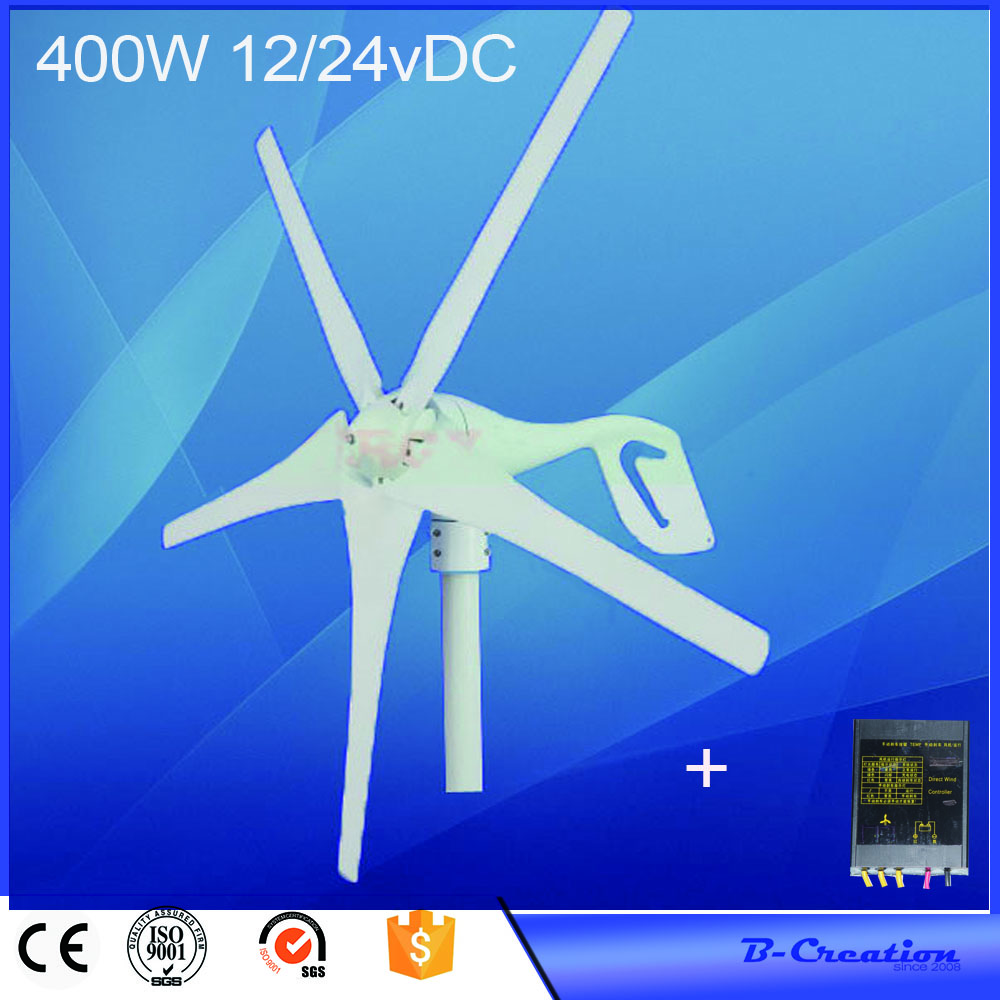 2017 Wind Generator For Turbine/wind Turbinen-generator Max 600 Watts 12v/24v For Dc Output With Good Quality, 3 Years Warranty 2017 hot selling max power small wind turbine wind generator for home street light with ce certificate 3 years warranty