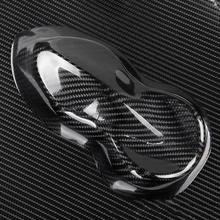 цена на 152cm*10cm 6D Black Universal Carbon Fiber Bubble Free Stretchable Car Whole Body Vinyl Film Sticker  Car Styling Glossy Black