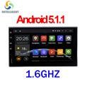 1.6 ГГЦ RK3188 2 DIN universal android GPS радио Android 5.1 HD 1024 экран Quad core ROM 16 Г wi-fi стерео аудио нет DVD-ПЛЕЕР