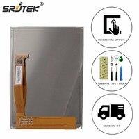 Srjtek Tested 6 Inch For ED060SCF LF T1 ED060SCF LCD Display For Amazon Kindle 4 Ebook