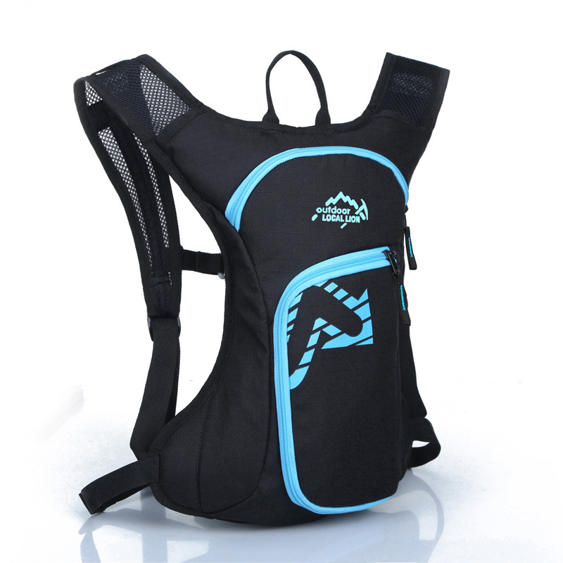 6d7aa1f9878e US $16.9 45% OFF|Locallion 12L Breathable Outdoor Running Bags Ultralight  Small Hiking Backpack Cycling Vest Running Marathon Hydration Backpack-in  ...