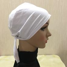 H1391 стиль галстук обратно хлопок нижнее белье мусульманские шляпы разных цветов Быстрая