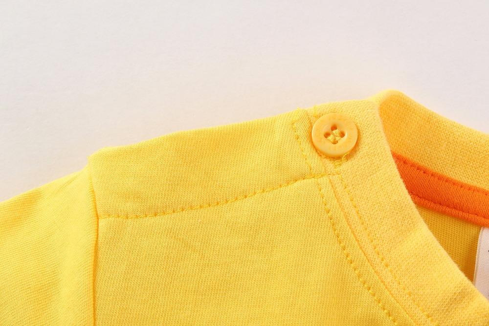 HTB1Vsu2Xf5TBuNjSspmq6yDRVXan - brand 2018 new fashion kids clothing 100%cotton blouse childrens clothes baby boy t shirts boy's top tee cartoon car Dinosaur