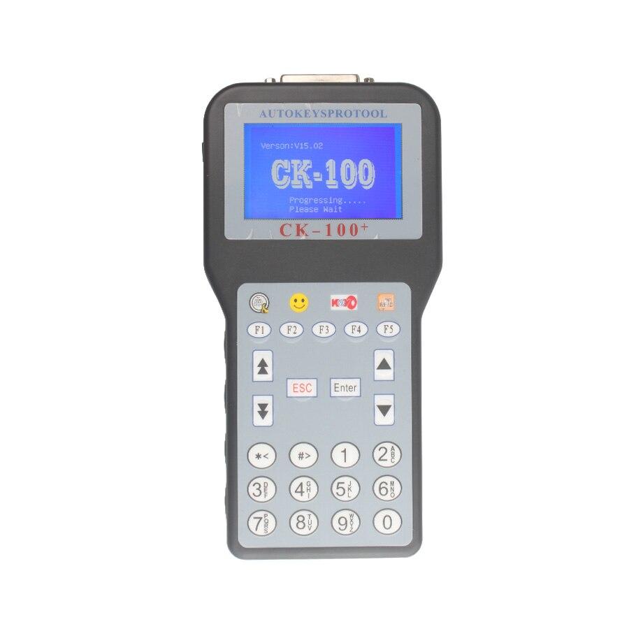 Date Génération CFF CK100 Auto Key Programmer CK 100 Clé De Voiture Programmeur V99.99 Avec 7 Langue