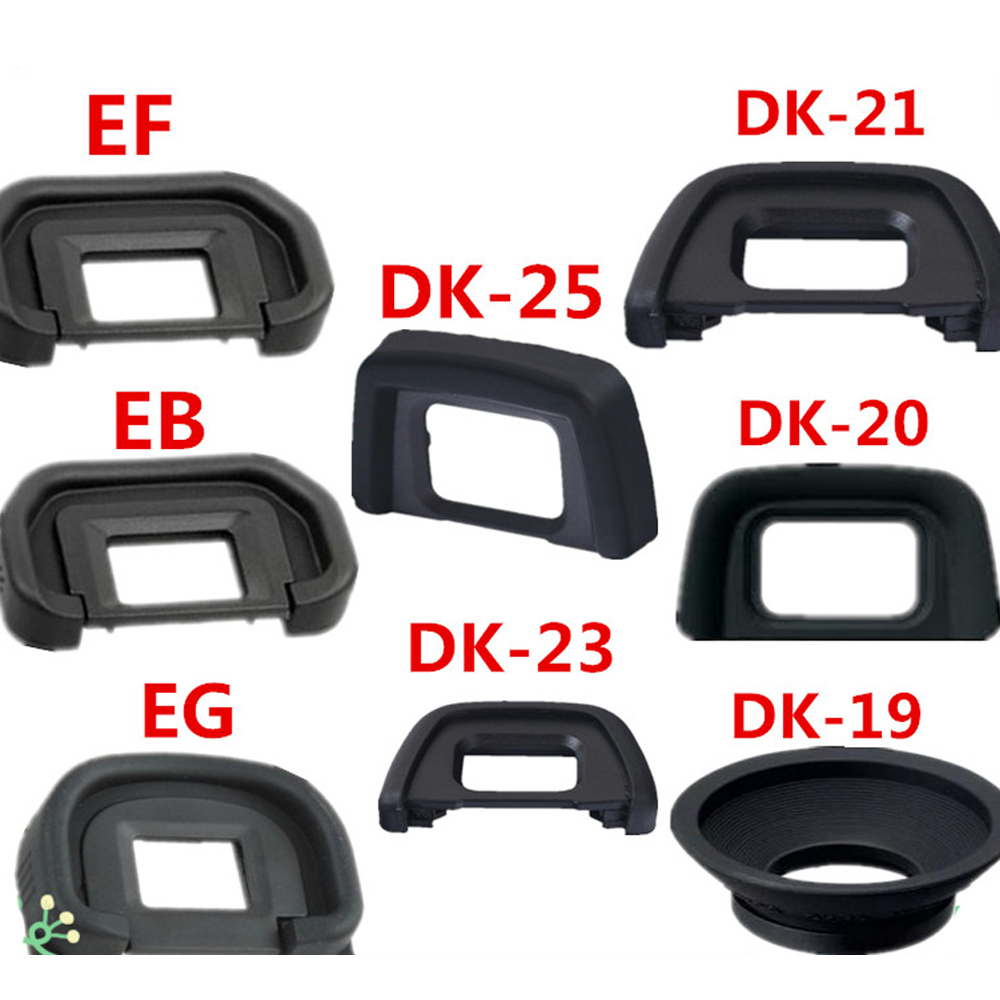 DK-19 DK-20 DK-21 DK-23 DK-24 DK-25 EF EB EG EC DK-5 Rubber Eye Cup Eyepiece Eyecup for nikon canon SLR Camera 704201 000 [ data bus components dk 621 0438 3s]