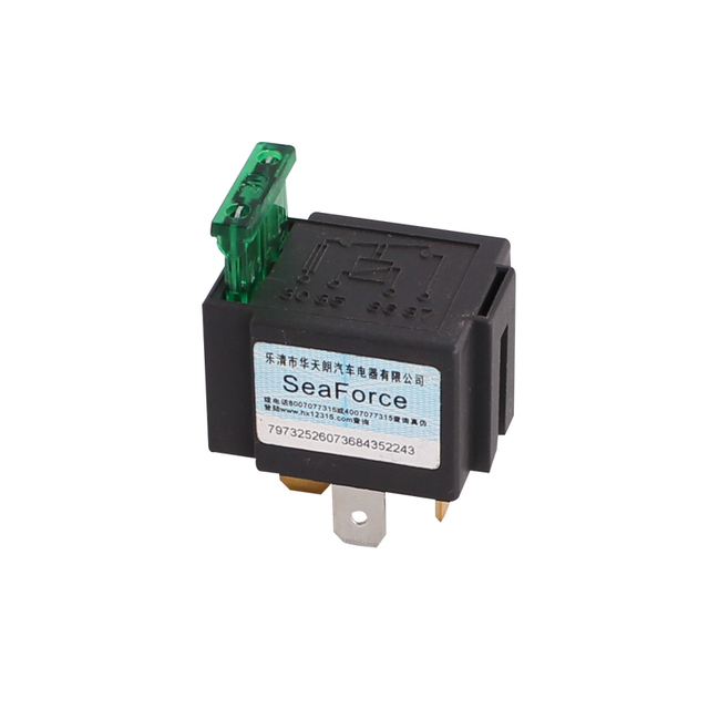 1 Piece Top Quality Car Relay 12V 30A 4pins Automotive Fuse Relay - Automotive Relay Normally Open