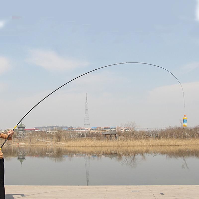 Ultra lengvas anglies tiektuvas žvejybos teleskopinės roko - Žvejyba - Nuotrauka 5