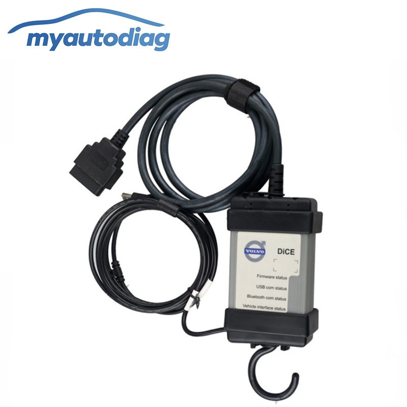 2017 Latest Version 2014D Diagnostic Tool for Volvo Vida Dice Full Chip for Volvo Diagnostic Tool Professional with Green Board