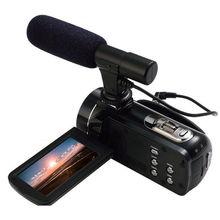 Free shipping!ORDRO 1080P Full HD Digital Video Camera Camcorder 24MP 16xZoom 3.0″ LCD Screen