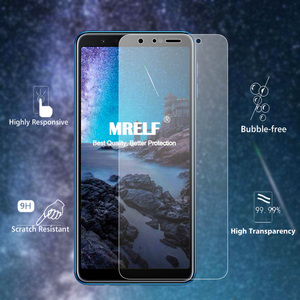 Image 2 - Tempered Glass for Samsung Galaxy A7 2018 Screen Protector A7 A9 2018 Phone Protective on Glass for Samsung A9S A9 2018 Glass A7